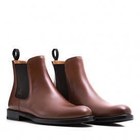 Serfan Chelsea Boot Men Special Brown Black