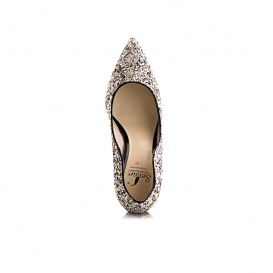 Serfan Pump women Silver