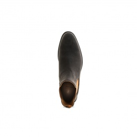 Serfan Chelsea Boot Women Suede Grey Brown