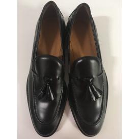 Serfan Loafer Women Calf Leather Black