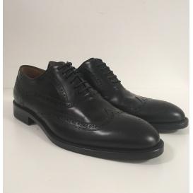 Serfan Oxford Men Calf Leather Black