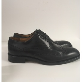 Serfan Oxford Men Calf Leather Black