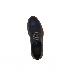 Limited Serfan Sport Oxford Men - Blue Bordo