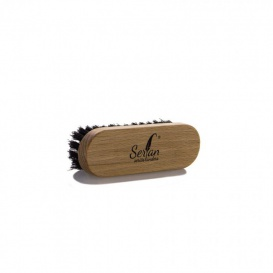 Serfan shoe brush suede