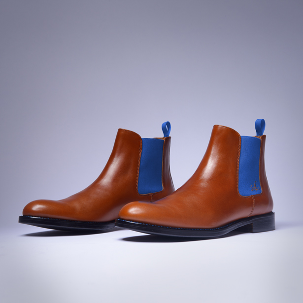 68c6a2db071d9f Chelsea Boots Herren Cognac – Bildergalerie für Clubbilder