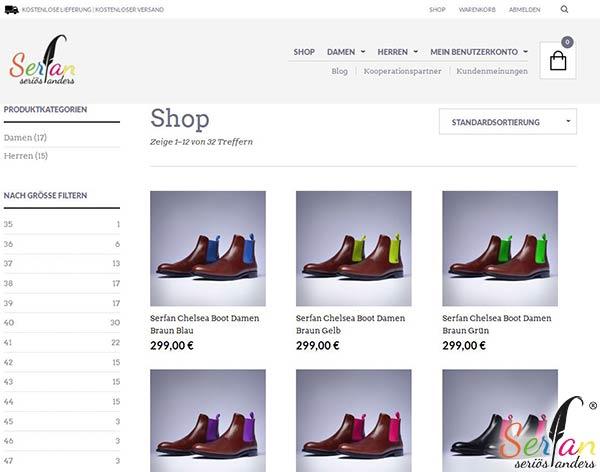 Online- Shop