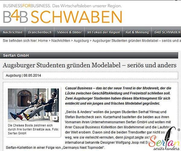 B4B Schwaben