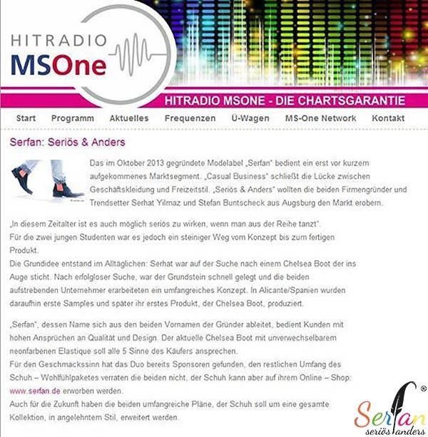 Hitradio MsOne