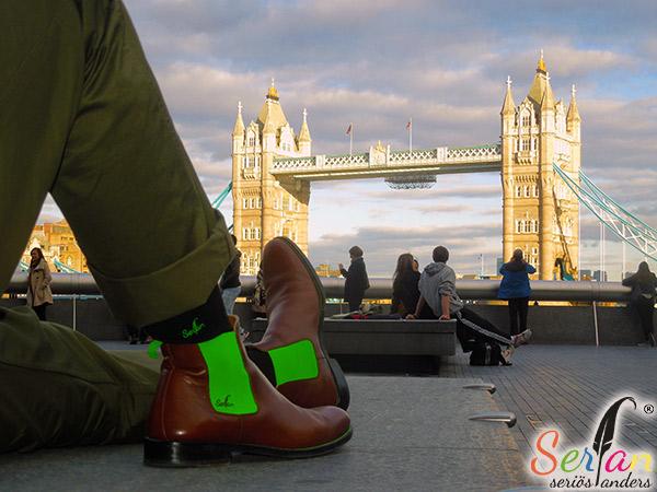 Serfan in London, England