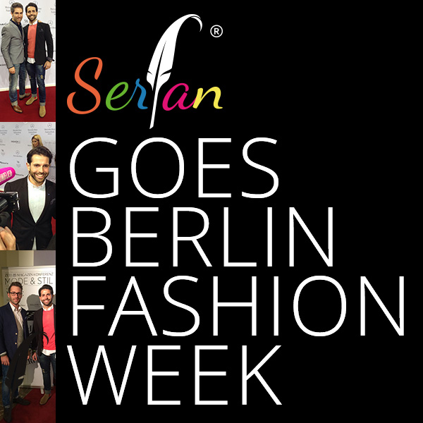 Serfan designer serhat yilmaz auf der berliner fashion week for Fashion jobs berlin