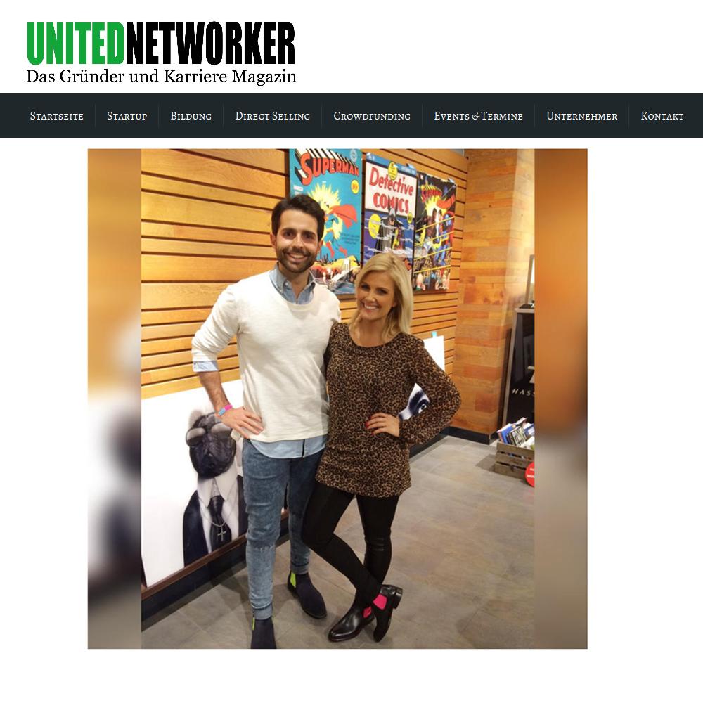 United Networker berichtet über aktuelle Serfan Geschehnisse.