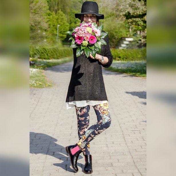 Designer Serhat Yilmaz präsentiert mit seinem Label Serfan Schuhkollektionen seriös anders.