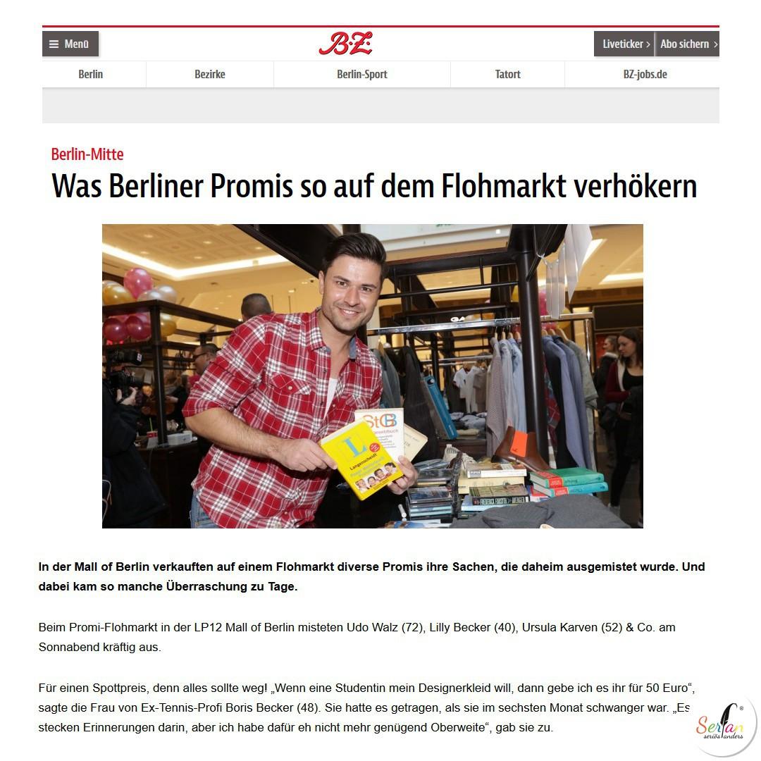 Augsburger Label Serfan engagiert sich karitativ
