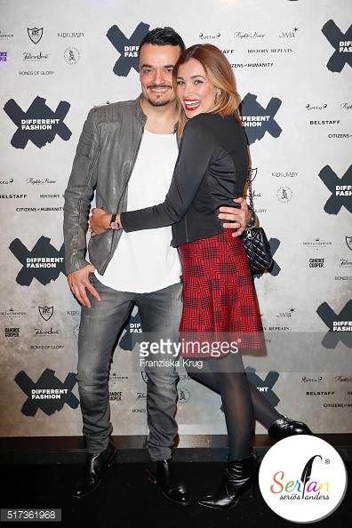 Sänger Giovanni Zarrella trägt Serfan Chelsea Boots auf der Big Shot Party
